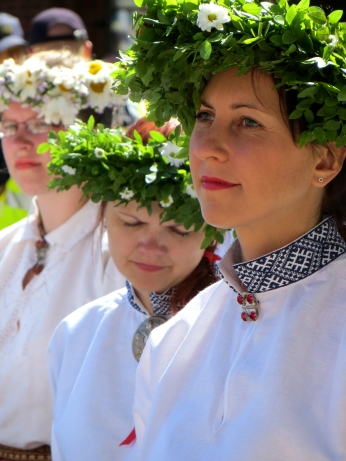 Latvian Song and Dance Festival