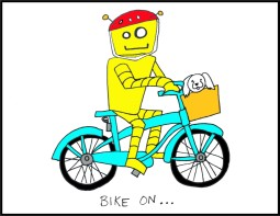 Bike On...