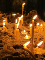 Candles in Vienna