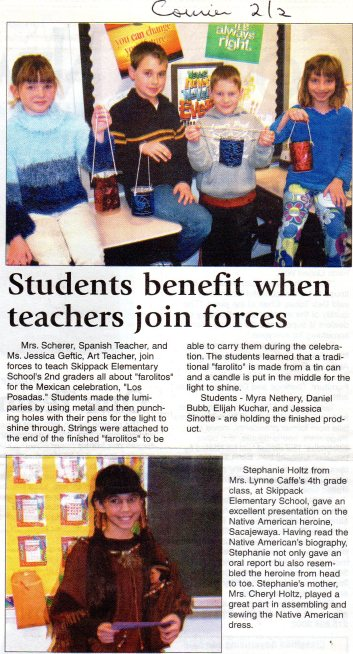Students Benefit When Teachers Join Forces