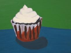 White Cupcake