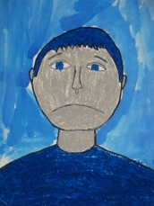 Picasso's Blue Period Portrait