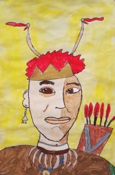 George Catlin Native American 1